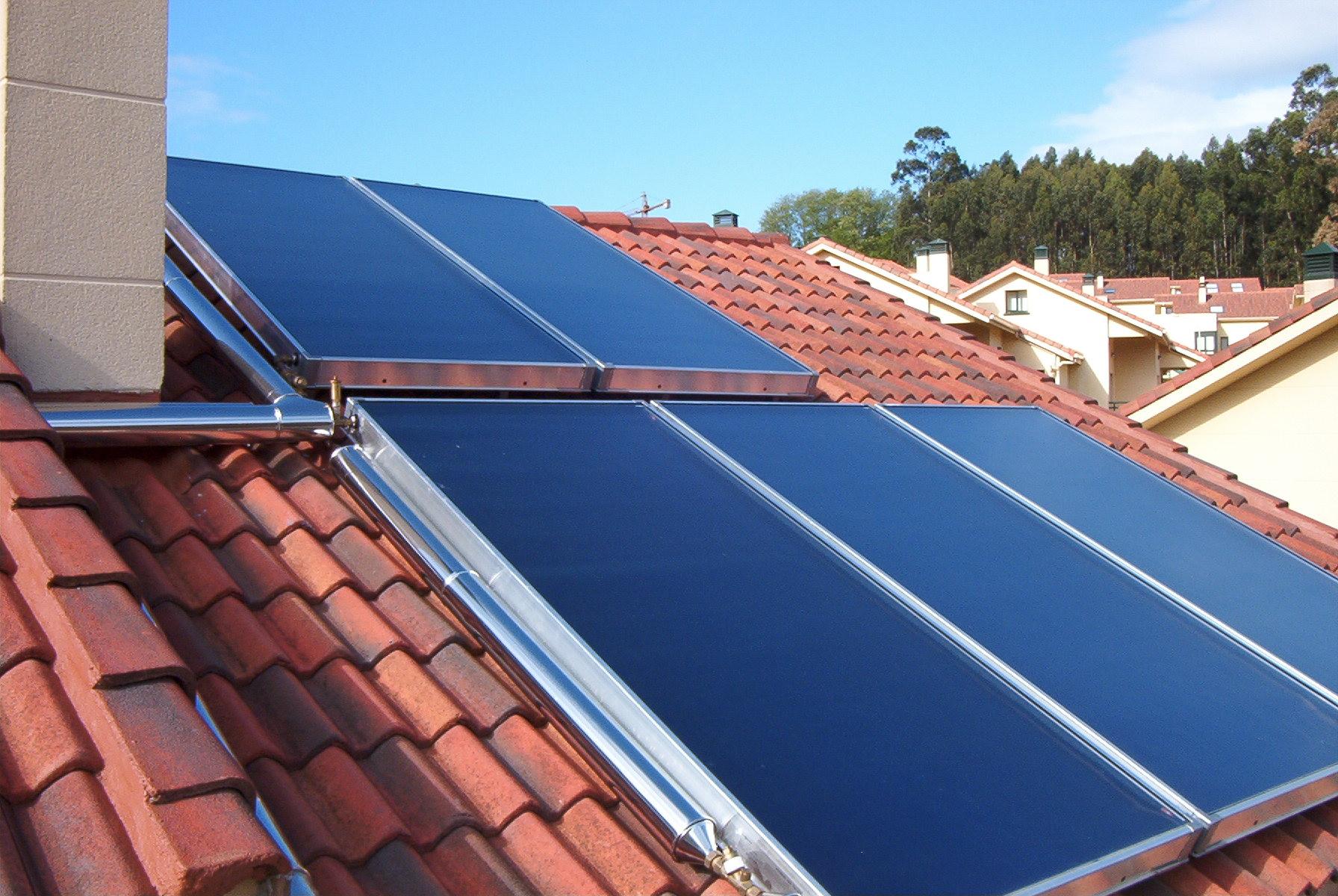 Energía-solar-térmica - efiteks, Venta e Instalación de Placas solares